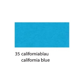 CARDBOARD A4 - CALIFORNIA BLUE