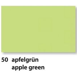 CARDBOARD A4 - APPLE GREEN