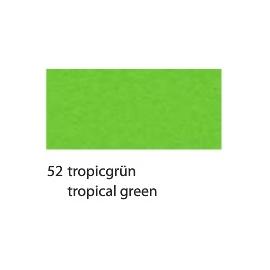 CARDBOARD A4 - TROPICAL GREEN