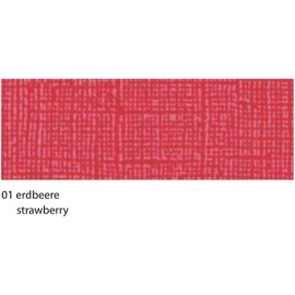 A4 VINTAGE STRUCTURE CARDBOARD 220GRM - STRAWBERRY