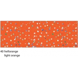 22X33CM DIAMOND CARDBOARD 300G - LIGHT ORANGE