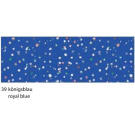 22X33CM DIAMOND CARDBOARD 300G - ROYAL BLUE