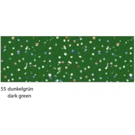 22X33CM DIAMOND CARDBOARD 300G - DARK GREEN