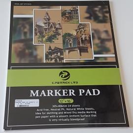 A3 MARKER PAD 24 SHEETS