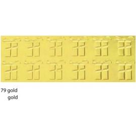 A4 FOIL PARCEL CARDBOARD 220G - GOLD