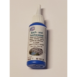 STREAM AND POND WATER 50ML - BLUE