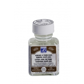 EXTRA-FINE PICTURE VARNISH (ANTI UV) - 75ML