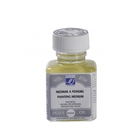COLOURLESS PAINTING MEDIUM - 75ML BOTTLE