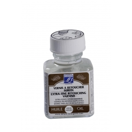 EXTRA-FINE RETOUCHING VARNISH - 75ML BOTTLE