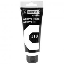 CAMPUS ACRYLIC PAINT 100ML - TITANIUM WHITE