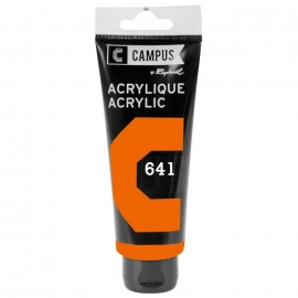 CAMPUS ACRYLIC PAINT 100ML - ORANGE