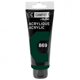 CAMPUS ACRYLIC PAINT 100ML - EMERALD GREEN
