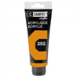 CAMPUS ACRYLIC 100ML - YELLOW OCHRE