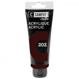 CAMPUS ACRYLIC PAINT 100ML - BURNT UMBER