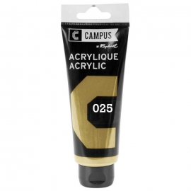 CAMPUS ACRYLIC 100ML - OLD GOLD