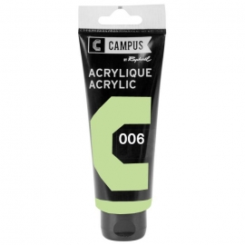 CAMPUS ACRYLIC PAINT 100ML - PASTEL GREEN