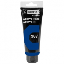CAMPUS ACRYLIC PAINT 100ML - PHTALO BLUE
