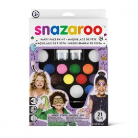 ULTIMATE PARTY PACK - FACE PAINTING KIT